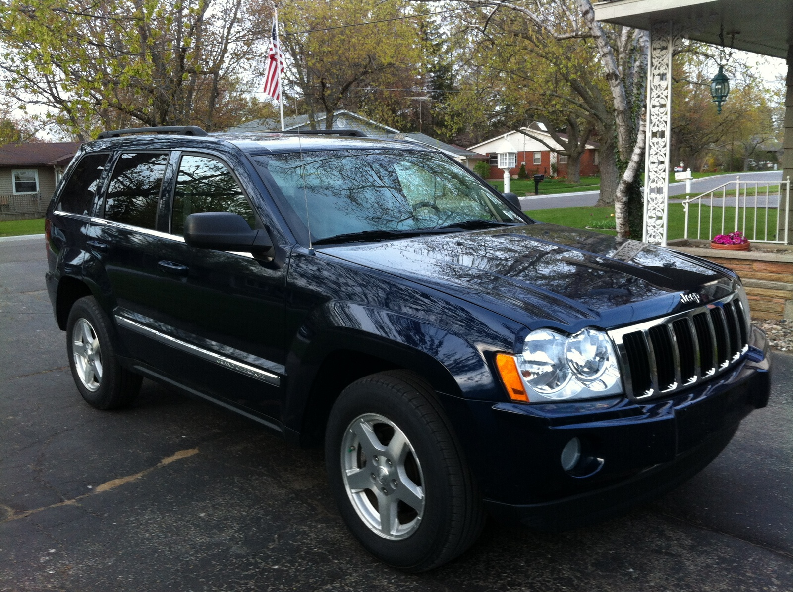 2005 jeep grand cherokee limited 4wd the wk exterior. Cars Review. Best American Auto & Cars Review