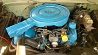 Picture of 1971 Ford F-250, engine
