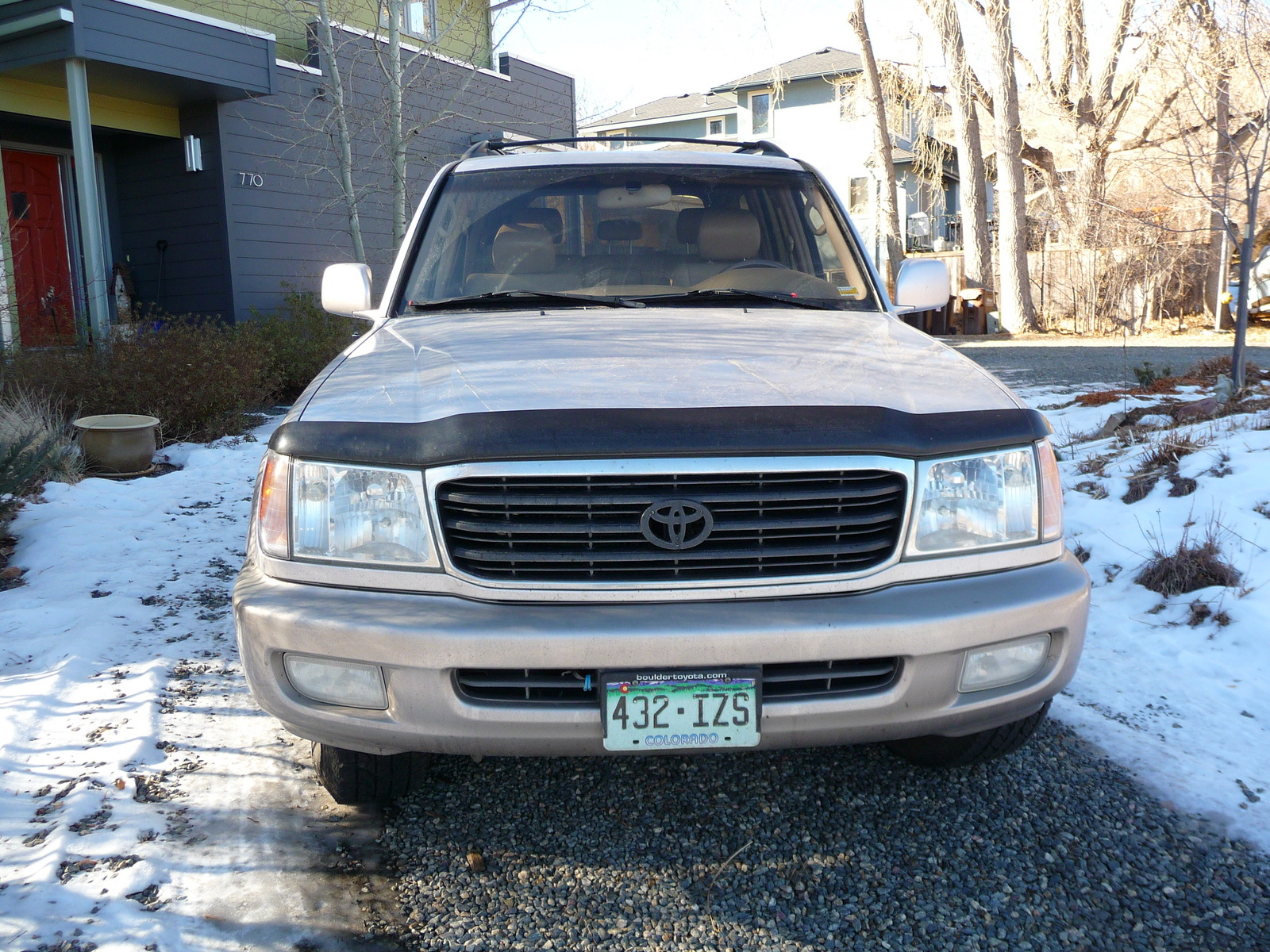 Picture of 2001 Toyota Land Cruiser 4 Dr STD 4WD SUV