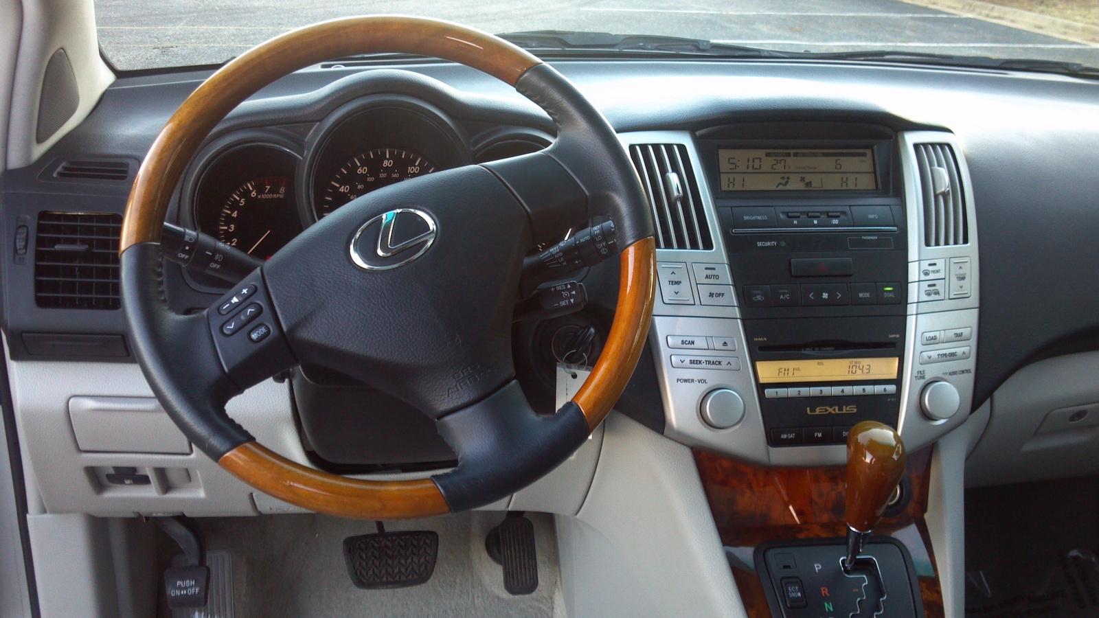 2007 Lexus RX 350 Pictures CarGurus