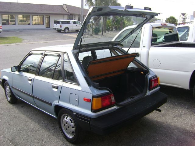 Picture of 1985 Toyota Tercel