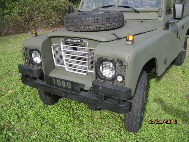 Picture of 1980 Land Rover Series III
