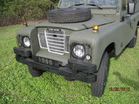 1980 Land Rover Series III Overview