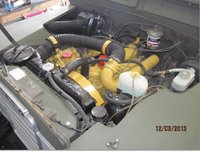 Picture of 1980 Land Rover Series III, engine