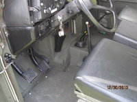 Picture of 1981 Land Rover Series III, interior