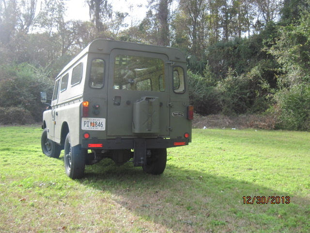 1981 Land Rover Series III picture