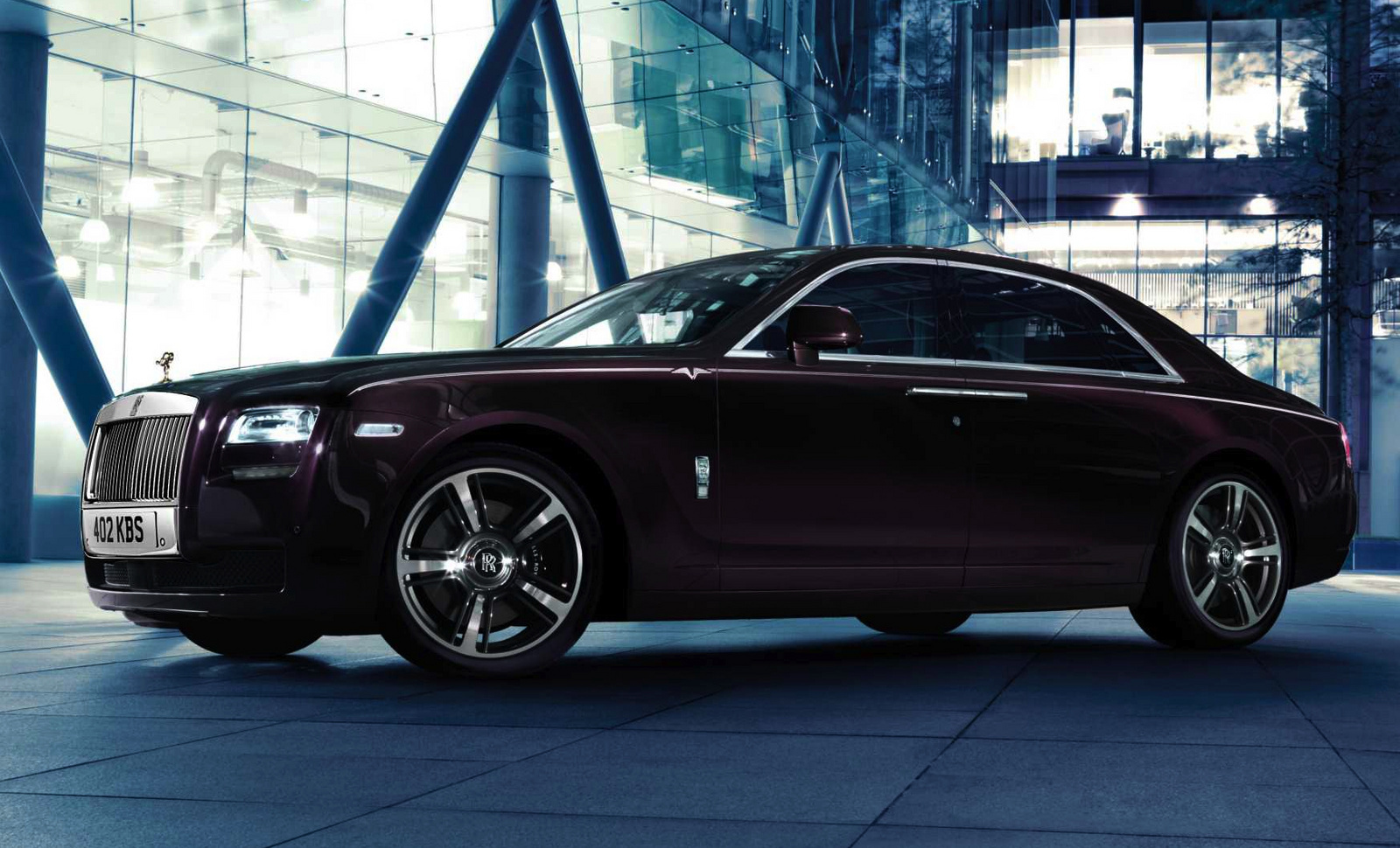 2014 Rolls Royce Ghost Overview Cargurus