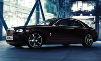 2014 Rolls-Royce Ghost Overview