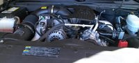 Picture of 2007 Chevrolet Silverado Classic 2500HD LT2 Extended Cab 4WD, engine