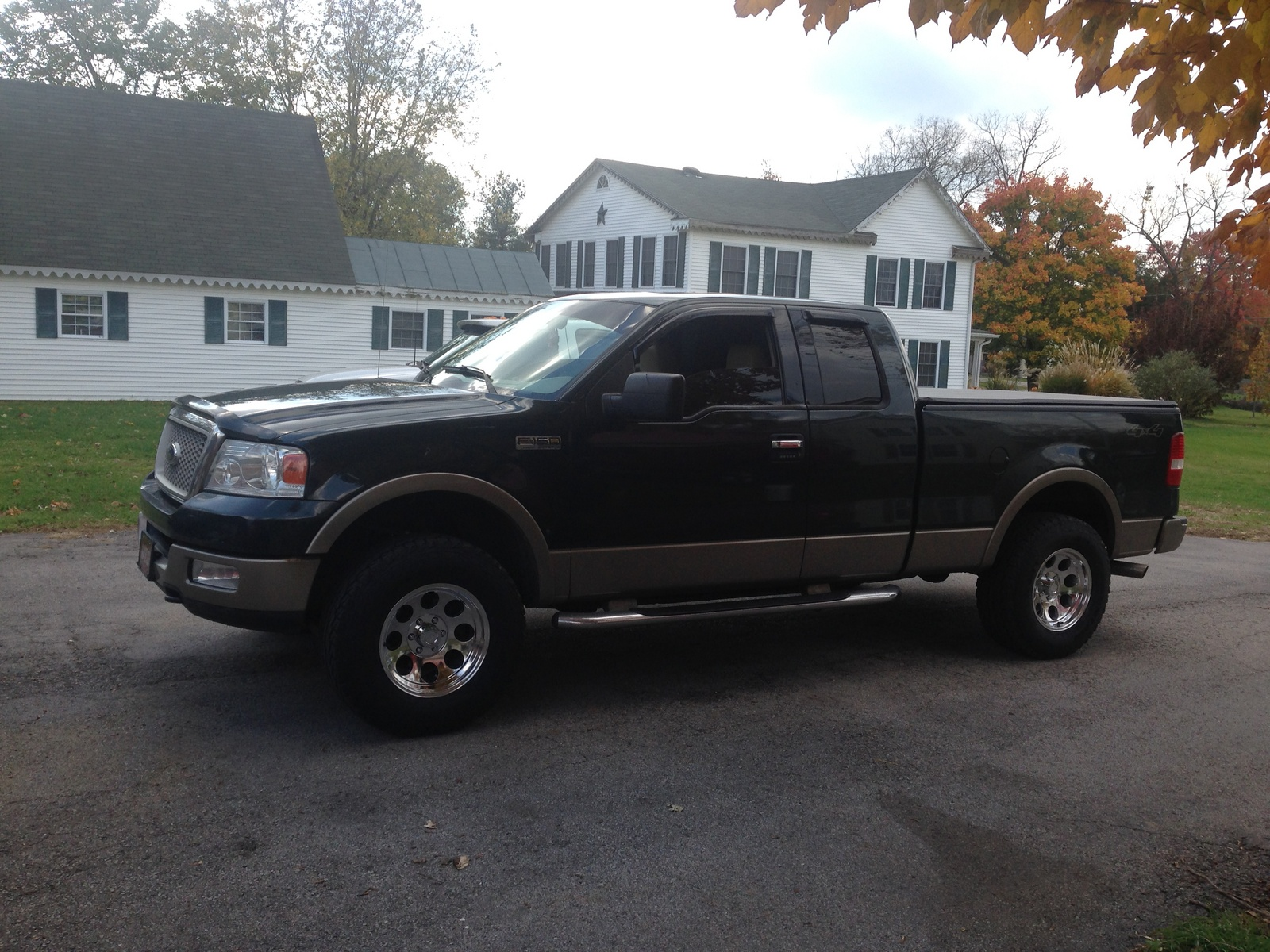 picture of 2004 ford f 150 lariat ext cab 4wd exterior. Black Bedroom Furniture Sets. Home Design Ideas