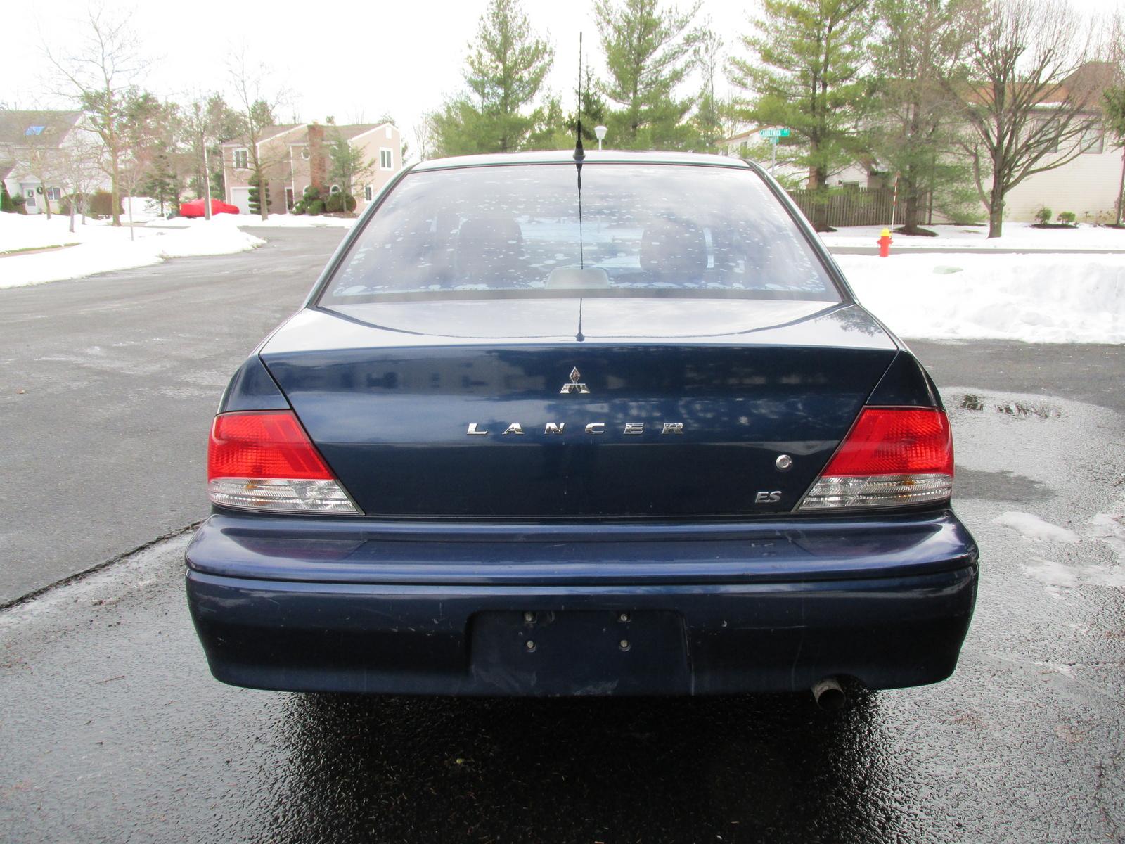 2002 Mitsubishi Lancer Pictures Cargurus