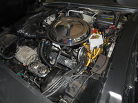 Picture of 1981 Chevrolet Corvette Coupe, engine