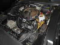 Picture of 1981 Chevrolet Corvette Coupe, engine