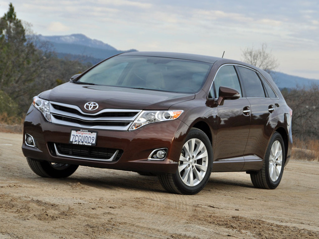2014 toyota venza overview cargurus. Black Bedroom Furniture Sets. Home Design Ideas