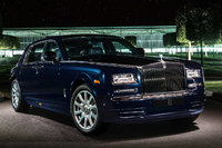 2014 Rolls-Royce Phantom, Front-quarter view, exterior, manufacturer