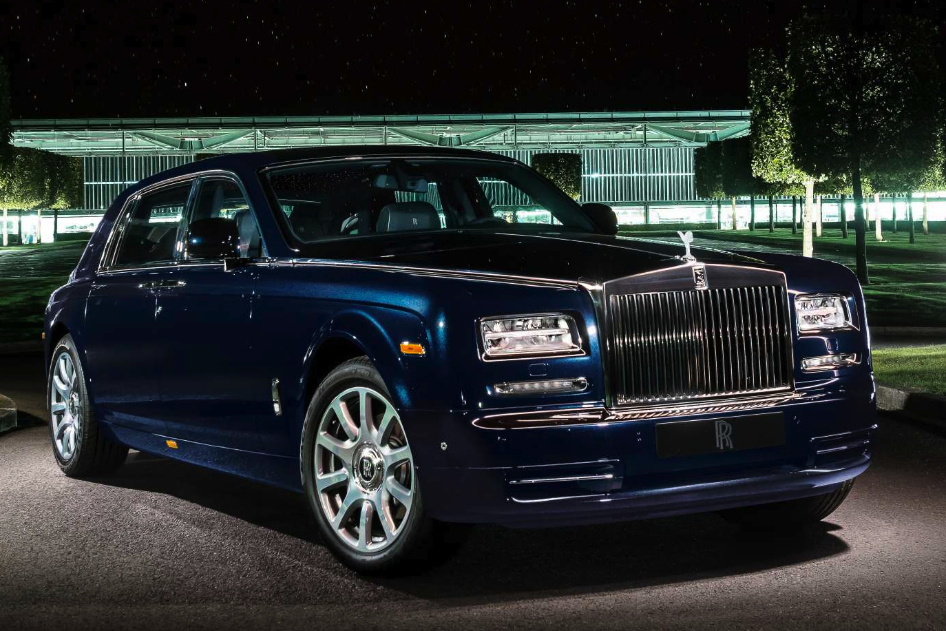 2014 Rolls Royce Phantom Review Cargurus