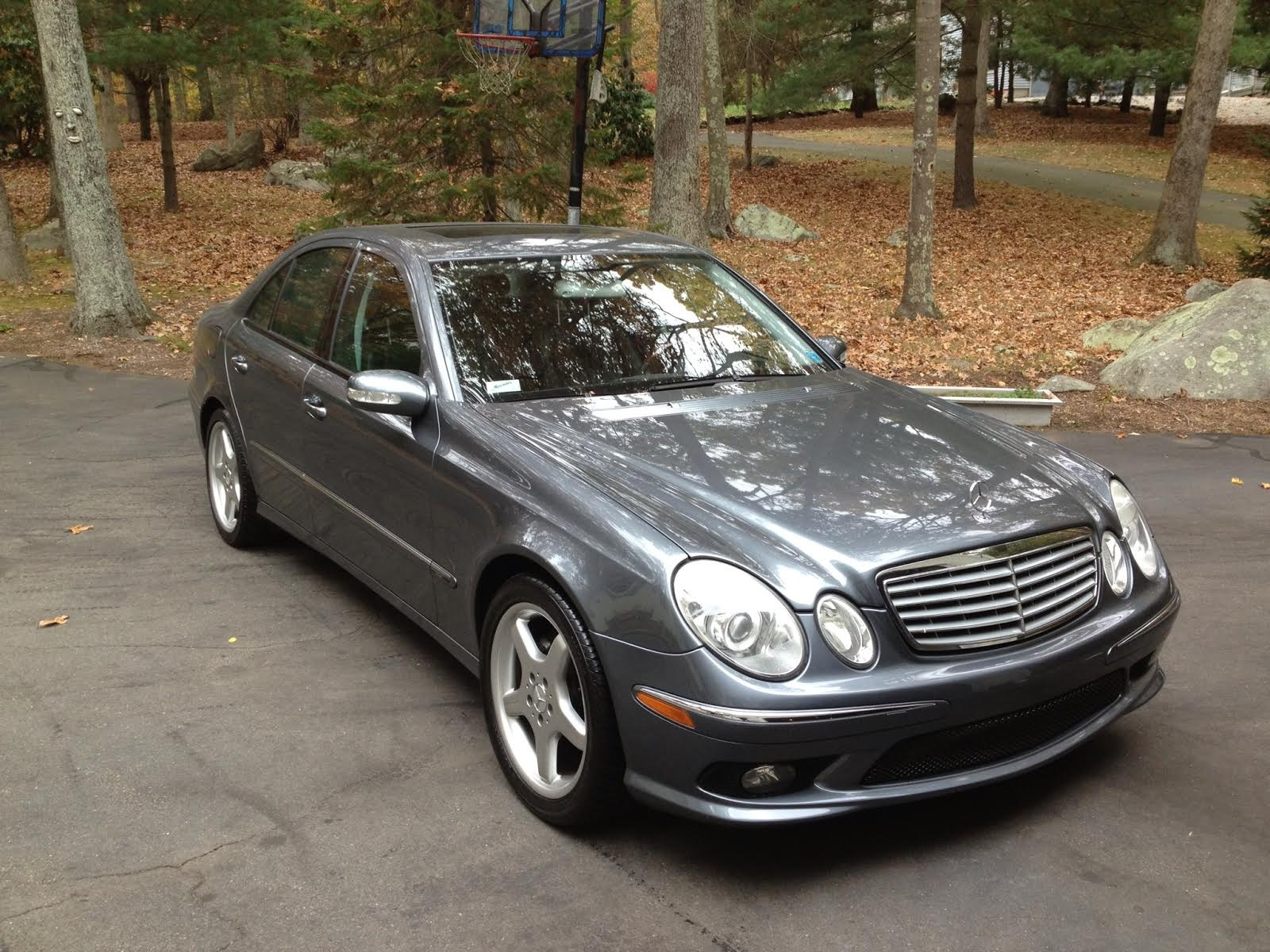 2005 mercedes benz e class pictures cargurus for 2005 mercedes benz suv