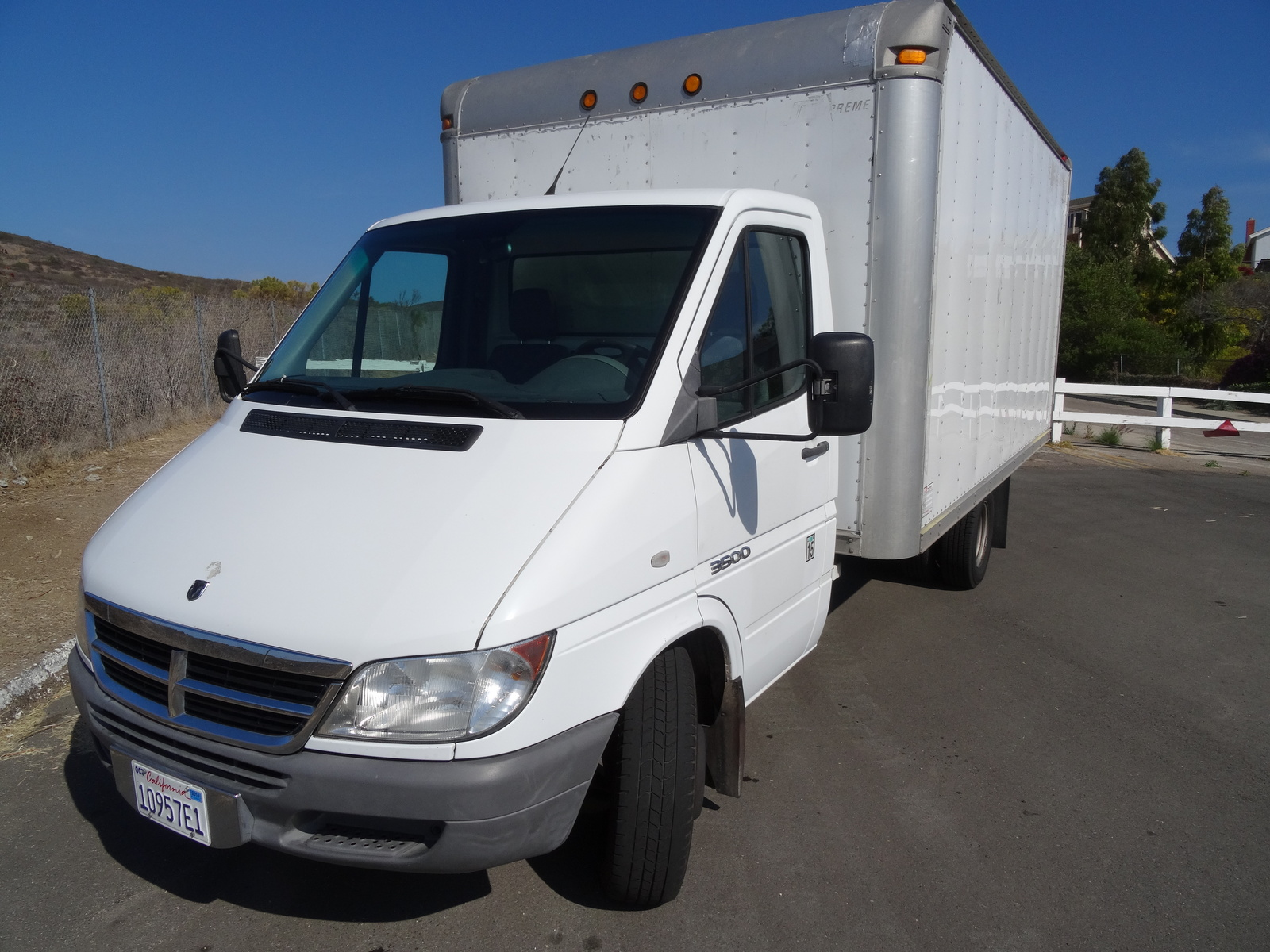Picture of 2006 Dodge Sprinter Cargo 3500 High Roof 158 WB 3dr Ext Van DRW