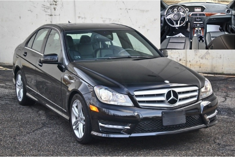 2013 mercedes benz c class c300 sport 4matic for sale for Mercedes benz 2013 c300 price