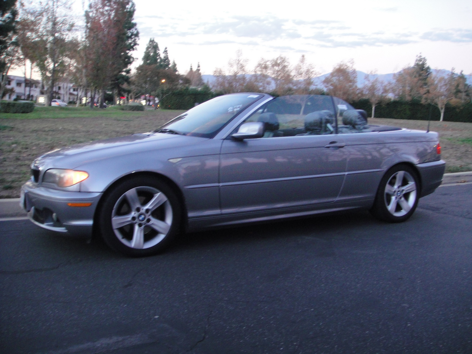 picture of 2004 bmw 3 series 325ci convertible. Cars Review. Best American Auto & Cars Review
