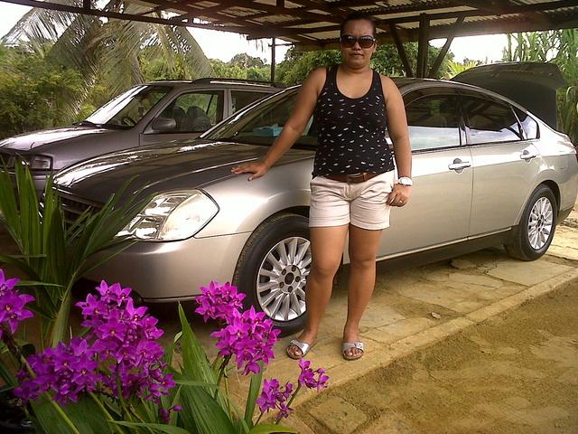 My Nissan Teana  2003