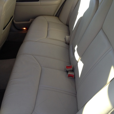 Picture of 2006 Lincoln Town Car Signature Limited, interior, gallery_worthy