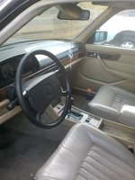 Picture of 1987 Mercedes-Benz 560-Class 560SEL Sedan, interior