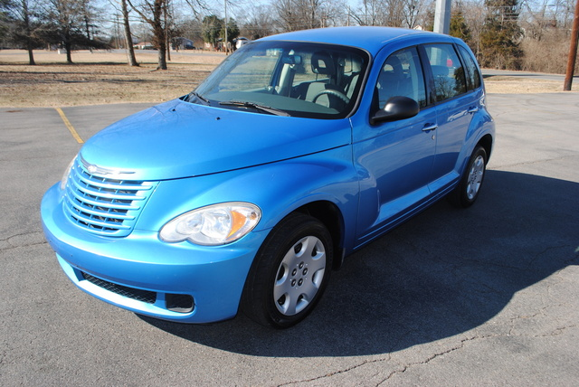 2008 Chrysler Pt Cruiser - Pictures