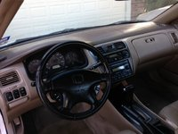 Picture of 2002 Honda Accord EX V6 Coupe, interior