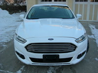Picture of 2013 Ford Fusion SE, exterior