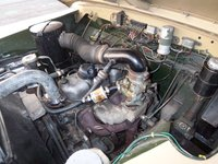 Picture of 1971 Land Rover Series III, engine