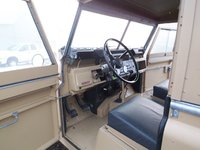 Picture of 1971 Land Rover Series III, interior