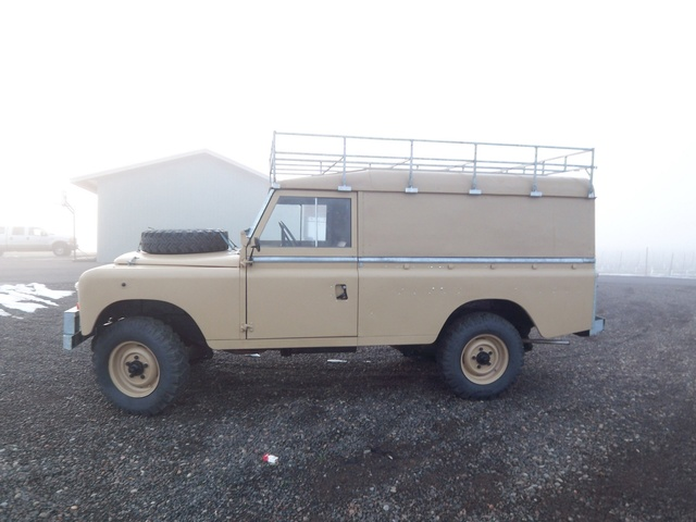 Picture of 1971 Land Rover Series III