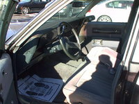 Picture of 1989 Chevrolet Caprice Classic, interior
