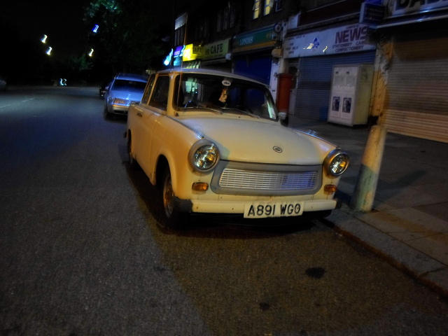 Picture of 1984 Trabant 601