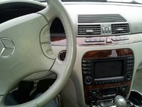 Picture of 2003 Mercedes-Benz S-Class S500 4MATIC, interior