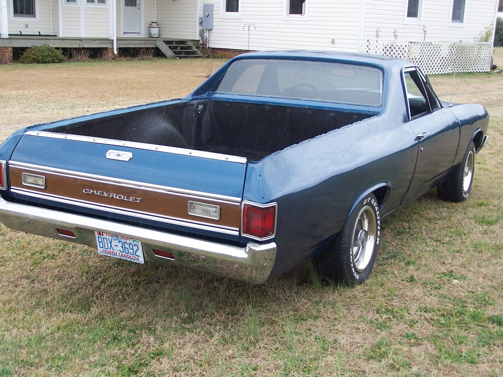 Chevrolet El Camino Questions Are There Any Production Numbers