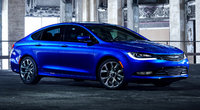 2015 Chrysler 200, Front-quarter view, exterior, manufacturer