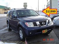 Picture of 2006 Nissan Pathfinder LE 4X4, exterior