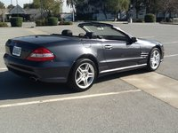 Picture of 2008 Mercedes-Benz SL-Class SL550, exterior
