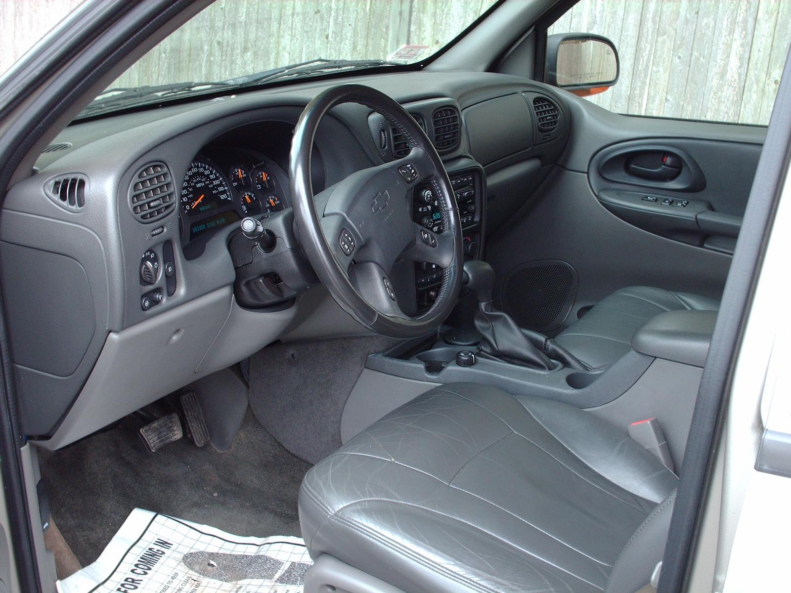 2003 Chevy Trailblazer Interior Pictures To Pin On Pinterest Pinsdaddy