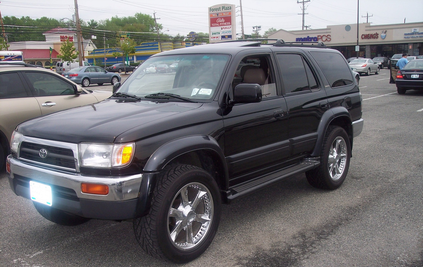 2001 Toyota Ta a together with 1998 Toyota 4Runner besides Volvo S40 ...