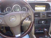Picture of 2011 Mercedes-Benz E-Class E550 Coupe, interior