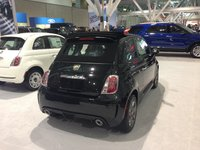 2014 FIAT 500 Abarth Convertible, Photo from the 2014 New England International Auto Show, exterior