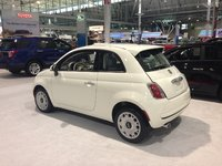 2014 FIAT 500, Photo from the 2014 New England International Auto Show, exterior