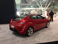 2014 Hyundai Veloster, Photo from the 2014 New England International Auto Show, exterior, gallery_worthy