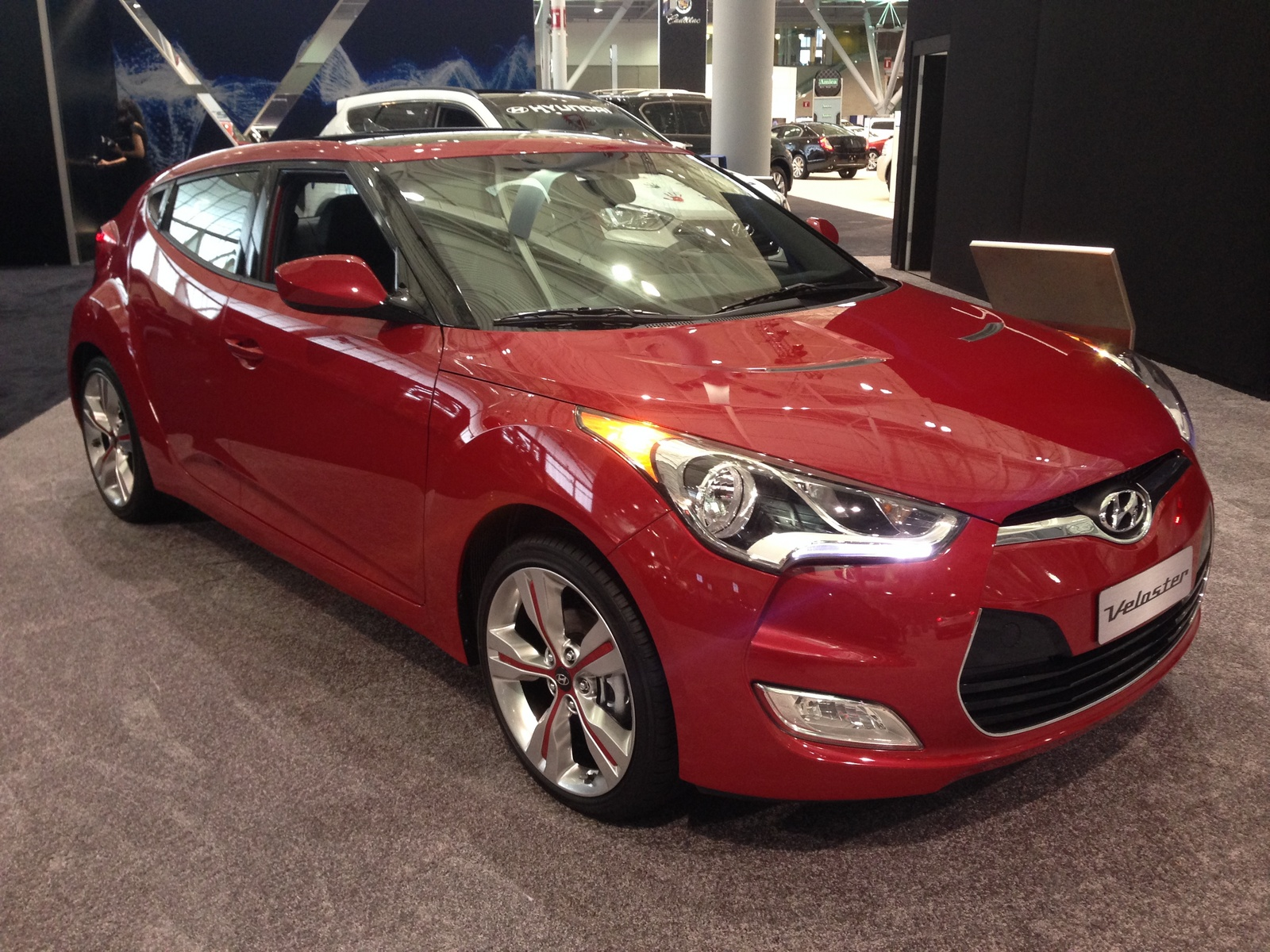 used hyundai veloster for sale in canada cargurus. Black Bedroom Furniture Sets. Home Design Ideas