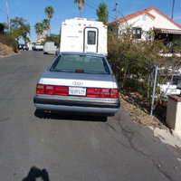Picture of 1990 Audi V8 quattro AWD, exterior, gallery_worthy