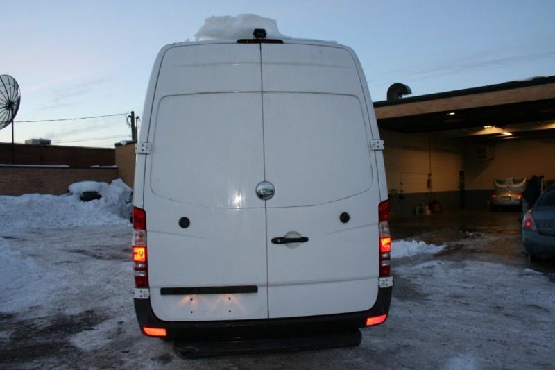 2013 mercedes benz sprinter cargo review cargurus for 2010 mercedes benz sprinter extended cargo van