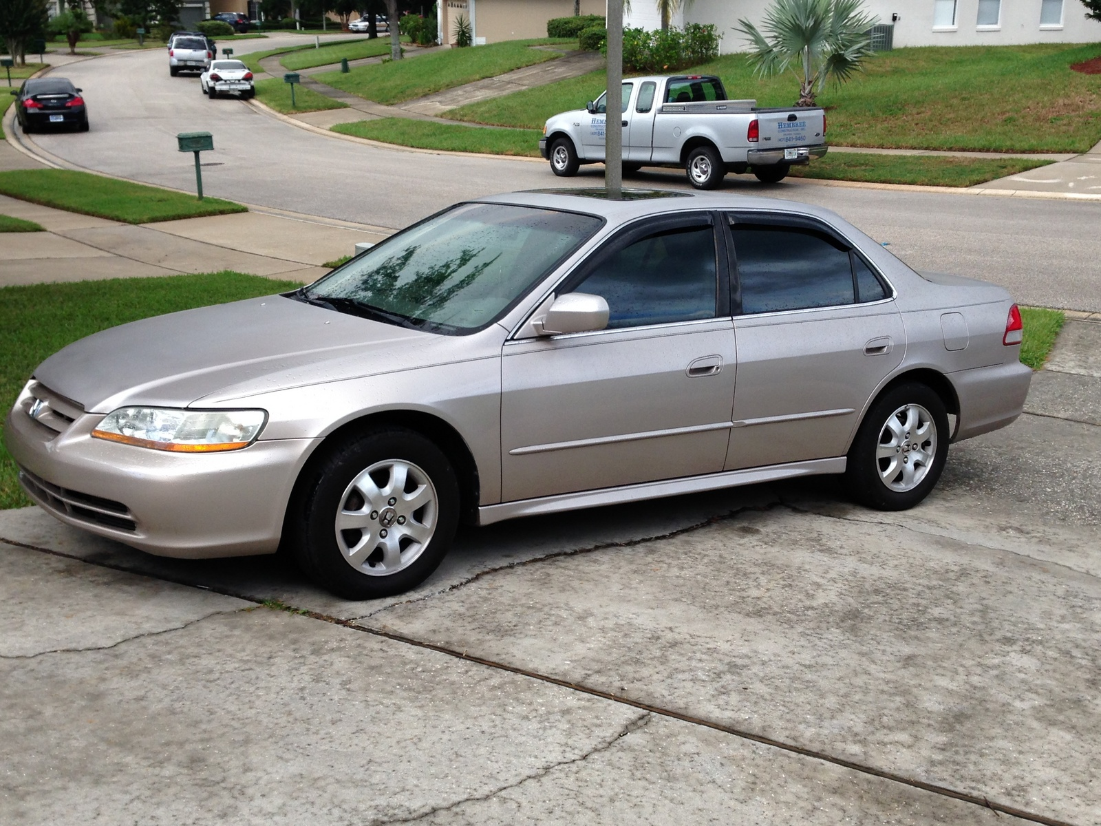 What's your take on the 2002 Honda Accord?